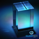 Glass block 60 x 60 x 110 mm