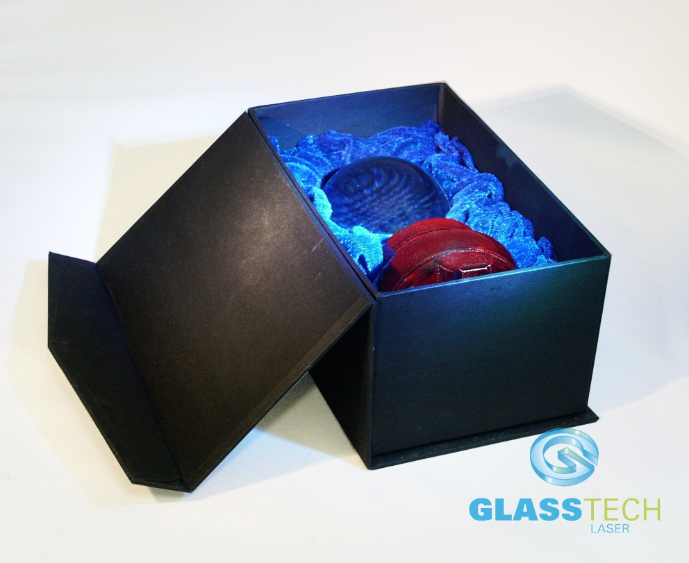 Gift box M for ball 80 mm and base