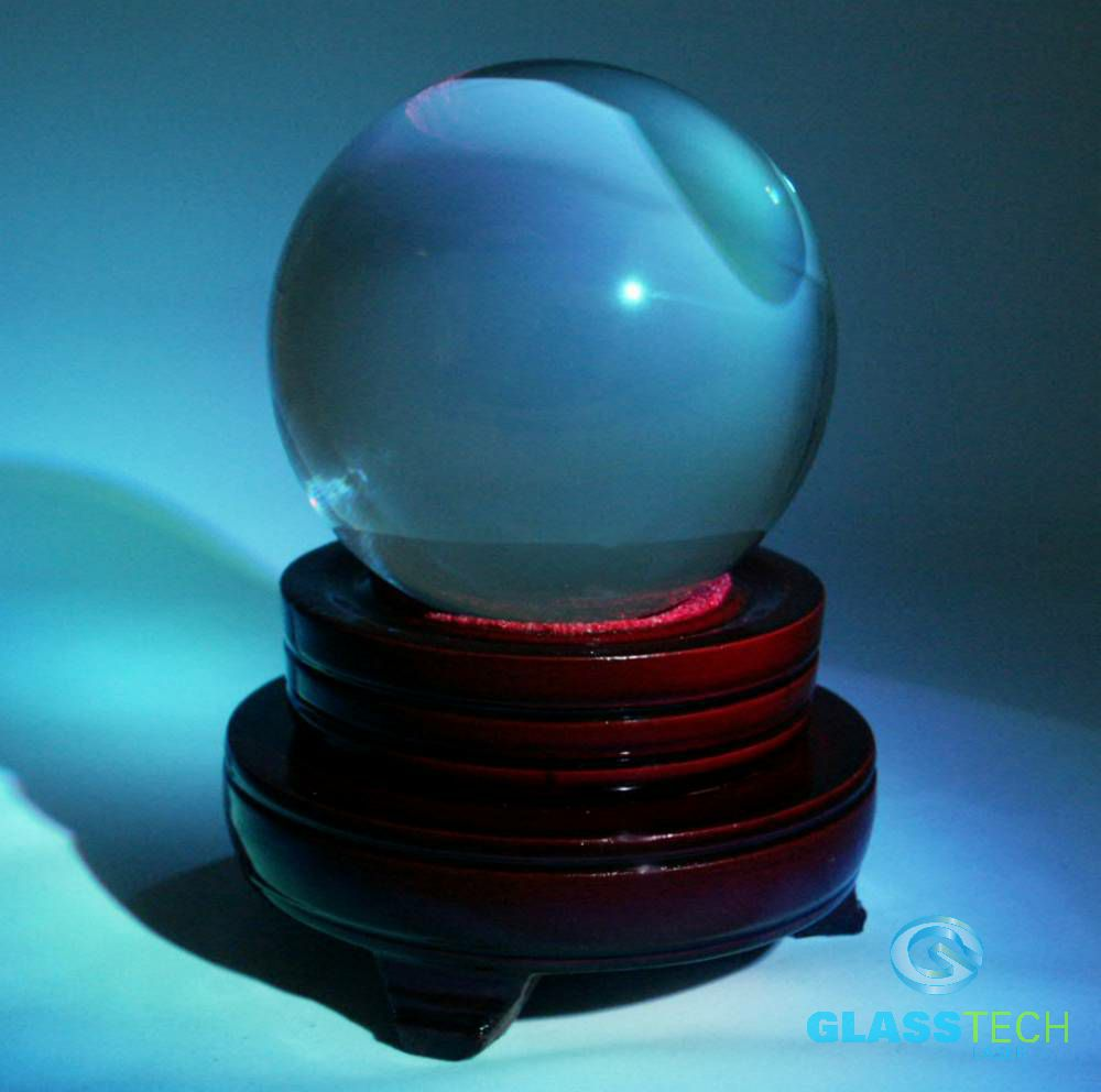 Divination ball 60 mm with the stand-ACTION!!!
