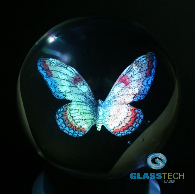 Paperweight Butterflay 100 mm